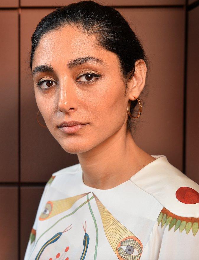 Голая иранская актриса