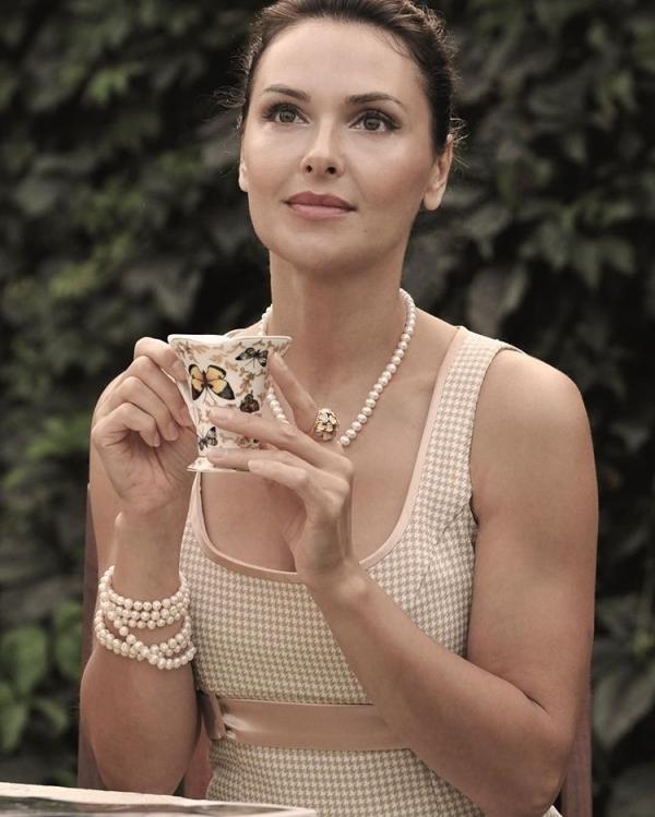 подарок актриса ольга фадеева фото показать были западном островном