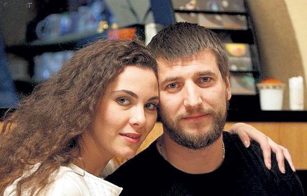 На фото: Янина Соколовская и Александр Устюгов