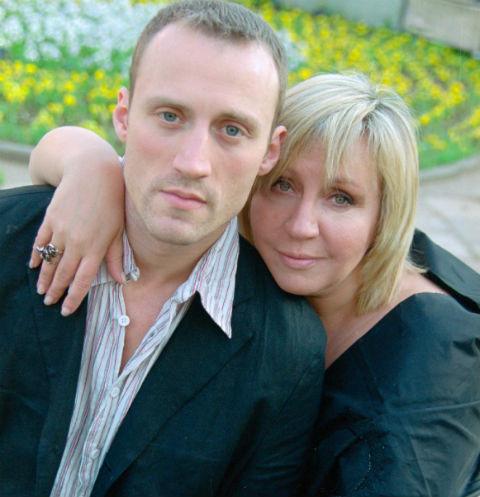 На фото: Анатолий Белый и Марина Голуб