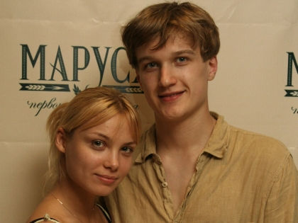 На фото: Анатолий Руденко и Татьяна Арнтгольц