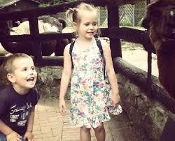 На фото: дети Сергея Безрукова и Кристины Смирновой