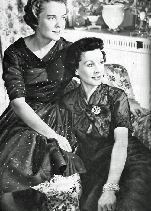 Вивьен Ли и Сюзанна