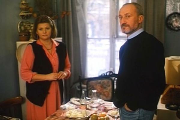 В фильме «Эта женщина в окне»