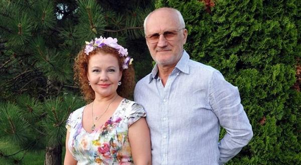 На фото: Юрий Беляев и Татьяна Абрамова