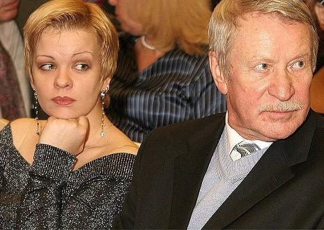 На фото: Иван Краско и Наталья Вяль