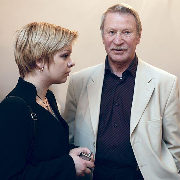 С Натальей Вяль