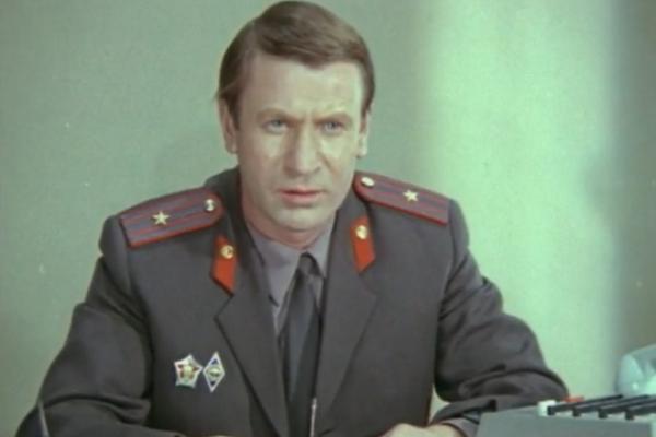 На фото: Иван Краско в фильме «Сержант милиции»