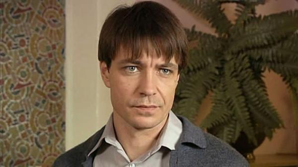 Кирилл Гребенщиков во время съемок