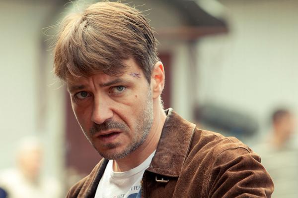 На фото: актер Кирилл Гребенщиков