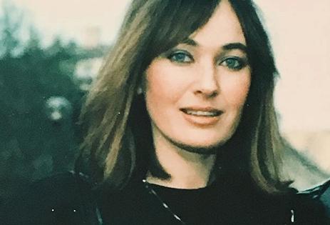 Лариса Гузеева в молодости