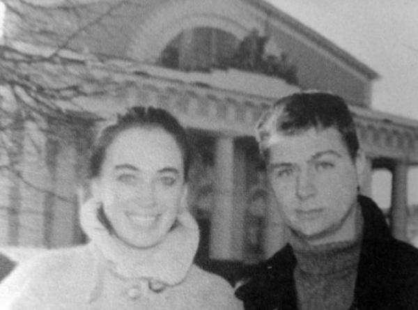 Бывший муж Ларисы Гузеевой Илья Древнов