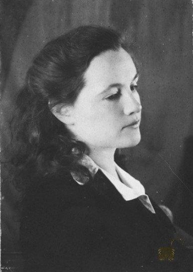 2 жена Георгия Жженова Лидия Воронцова