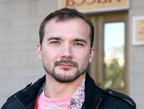 Второй муж Ольги Арнтгольц Дмитрий