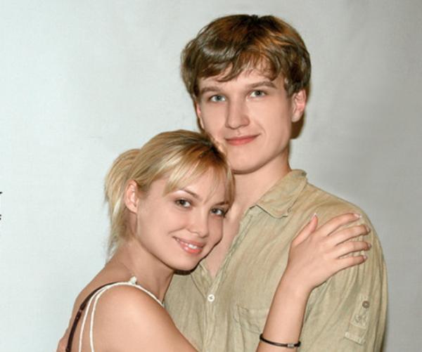 Татьяна Арнтгольц и Анатолий Руденко « width=»600