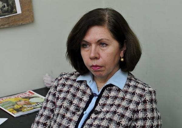 Дочь Надежды Каратаевой