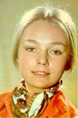 Наталья Андрейченко в детстве