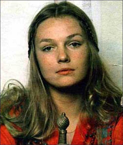 Наталья Андрейченко в молодости