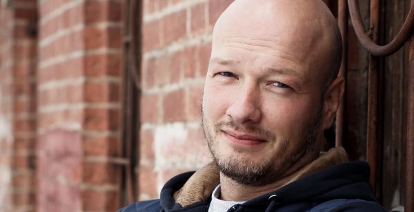 На фото: актер Никита Панфилов