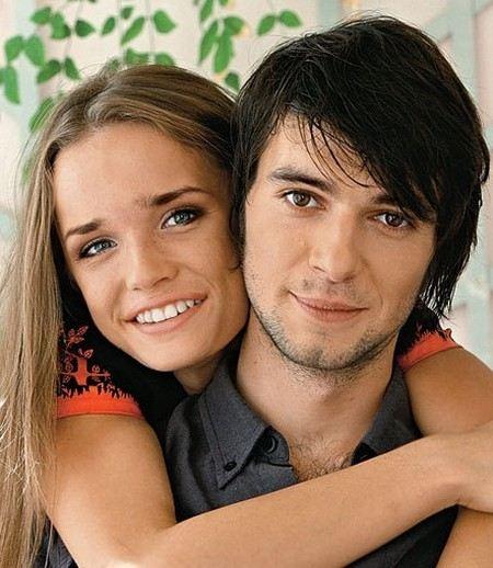Павел баршак и его бывшая жена