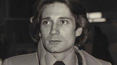 Отец Сары Бьязини Даниэль Бьязини