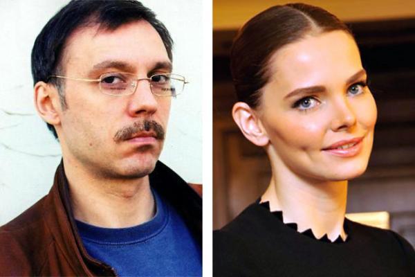 Сергей Чонишвили и Елизавета Боярская