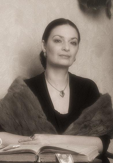 На фото: первая жена Гордона Мария Вердникова